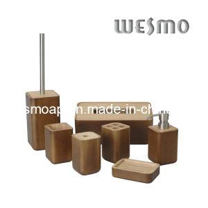 Wood Bathroom Accessories : ... Wooden Bathroom Accessory (WBW0444A) - China Bath Accessories, Bath