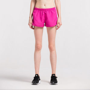 Wholesale Dry Fit Breathable Fitness Gym Clothing Women′s Short pictures & photos