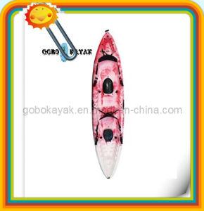 2+1 Recreational Fishing Kayak / Canoe pictures & photos