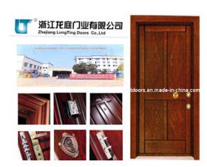 Turkish Style Steel Wooden Armored Door pictures & photos