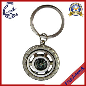 Car Promotion Gifts, Metal Promotional Keychain pictures & photos