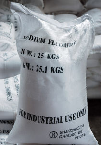 Sodium Fluoride 98% and 99% CAS No. 7681-49-4 pictures & photos