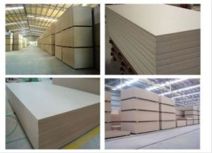 Cheap Price Raw MDF pictures & photos
