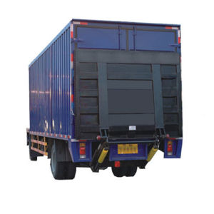 Tail Lift Automobile Lifting Pygidium (WB-N Seris)