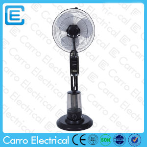 Hot Selling Indoor Water Mist 16 Inch Industrial Indoor Misting Fan CE1604
