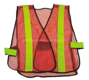Hi Viz Safety Vest (DFV1058) pictures & photos