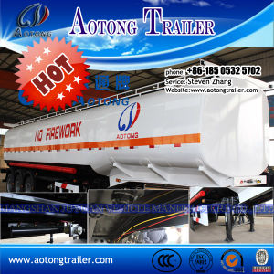 2015 Attactive Price Fuel/Oil Tank Semi Trailer for Sale pictures & photos