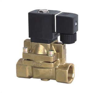 2/2 High Pressure Type 1-50bar Solenoid Valve (SB116) pictures & photos