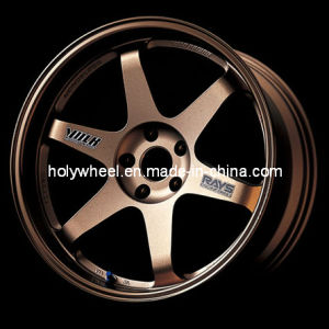 14-19inch Te37/Rays Wheel Rims with Many Colors (HL2055) pictures & photos