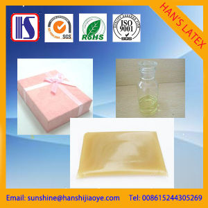 Hot Melt Glue Plant/Jelly Glue for Bookbinding pictures & photos