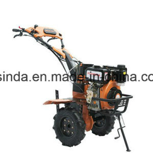 Fusinda Power Tiller Wtih 10HP Diesel Engine pictures & photos