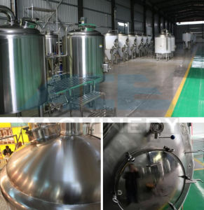 Stainless Steel Beer Equipment for Brewery (ACE-FJG-G6) pictures & photos