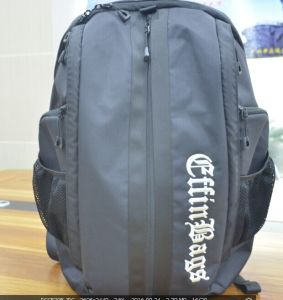 400d Gym Rucksack Sports Trave Bagl Backpack with Shoes Compartment pictures & photos