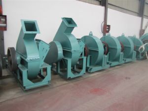 Large Capacity Efficiency Industrial Wood Chipper pictures & photos