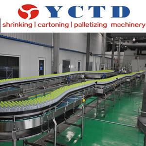 Glass Bottle Filled Bottle Conveyor (YCTD) pictures & photos