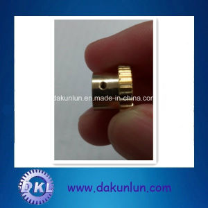 Brass Customize Size M2 Screw Hole Gear