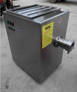 Factory Supply Meat Mincing Machine with Stainless Steel pictures & photos