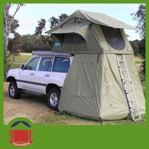 Soft Roof Top Tent with Back Skirt pictures & photos