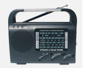 Fashion Dynamo Radio (HT-999) pictures & photos