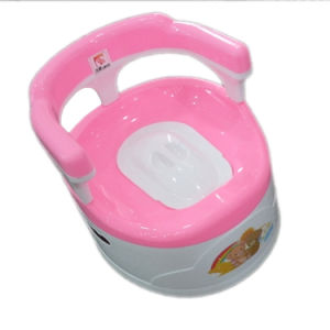Hot Sale Baby Goods Plastic Baby Toilet pictures & photos