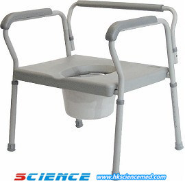 Fixing Wider Commode Chair (iron) pictures & photos