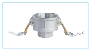 Aluminum Die Casting Reducer Type Camlock Coupling pictures & photos