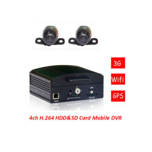 Mini Car Camera and Mobile DVR for Car CCTV Security Solution pictures & photos