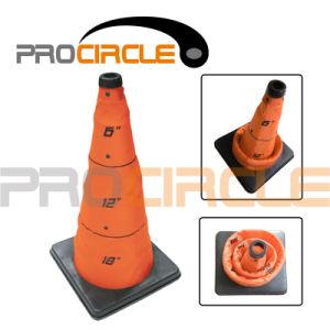 Adjustable Training Cones Agility Equipment (PC-AQ2007-2009) pictures & photos
