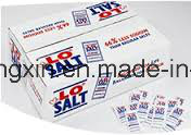 Single/Double Sides PE Coated Salt Sachet Packaging Paper pictures & photos