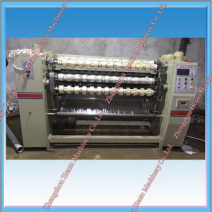 High Quality Adhesive Tape Cutting Machine China Supplier pictures & photos