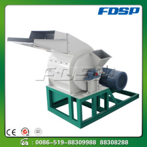 Mobile Simple Operation Wood Straw Shredder pictures & photos
