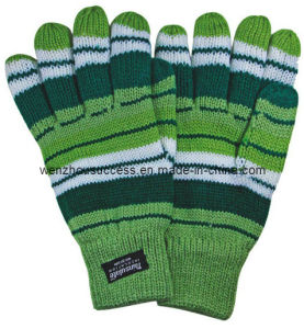 Knitted Gloves Sh12-2g019 pictures & photos