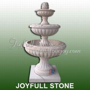 Yellow Granite Fountain (GFT-104)