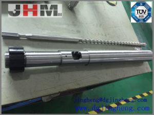 Single Bimetal Injection Screw Barrel for Plastic Machinery pictures & photos