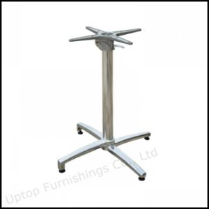 Four Prong Aluminum Pedestal Folding Table Leg (SP-ATL226) pictures & photos