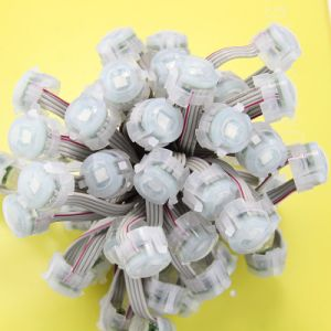 20mm Single Color/RGB SMD LED Pixel Light pictures & photos