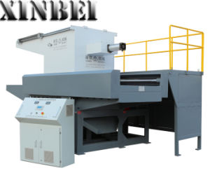 PE Pipe Single Axis Shredder Manufacturer