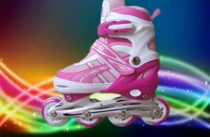 Roller Skate Pink Inline Skate