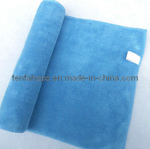 Super Thick Microfiber Cloth (11NFF834) pictures & photos
