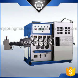 Tk-5200-6 6axis Spring Coiling Machine