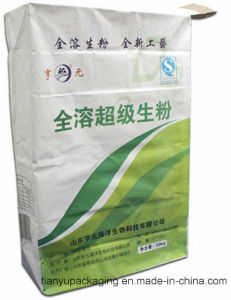 Multiwall Valve Bags Paper Sack for Chemical Industry pictures & photos
