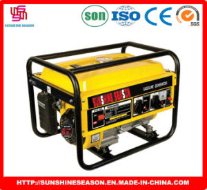 High Quality Gasoline Generator Set (SV2500) for Home & Outdoor Supply pictures & photos