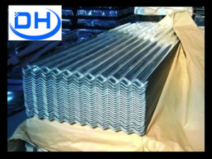 Perfect Corrugated Gi Steel Roof Sheet pictures & photos
