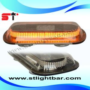 12 Flash Patterns LED Warning Mini Lightbar (MLB6300)