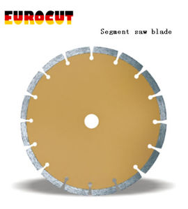 Diamond Saw Blade with Segment