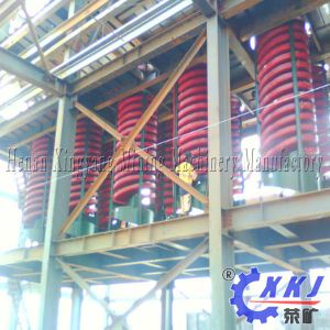 Durable Quality ISO 9001: 2008 Fiberglass Spiral Chute pictures & photos
