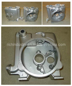 Sand Casting Part Aluminum Casting Parts Brass Casting Parts/ Machinery Part/CNC Machining/Wheel Assembly/Alloy Wheel Part pictures & photos