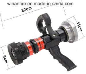High Quality Pistol Grip Fire Hose Nozzle pictures & photos