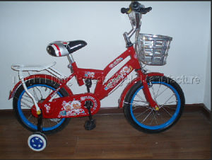 Red Beautiful BMX Bicycle Children Bike (FP-KDB065) pictures & photos