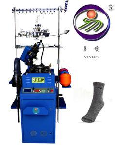 3-3/4 Inch Plain & Terry Dual-Use Socks Knitting Machine (YX-343)